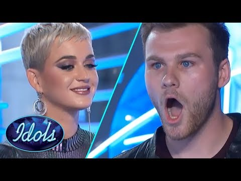 KATY PERRY'S Hidden Talent SHOCKS EVERYONE During Audition On American Idol 2018