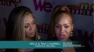 Mary Mary on WE TV - Reality Show Premiere Party