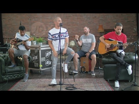 Max George  Barcelona Acoustic  JDX Exclusive Performance