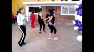 "Juana Luna  ""Por que el amor manda""   Zumba  (Tribal)"