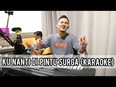 KU NANTI DI PINTU SURGA (Karaoke/Lirik) || Dangdut - Versi Uda Fajar