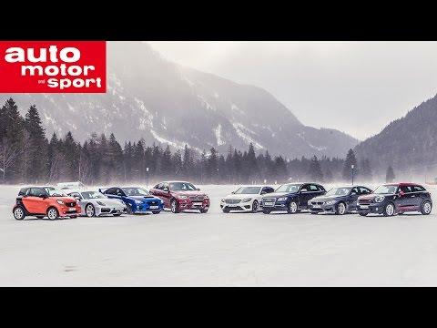 Spaß im Schnee - Antriebskonzepte im Vergleich