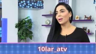 """Nane Agamaliyeva """"Cekdiyi ceza etdiyi sehvin belasidir"""" 10LAR ATV"""