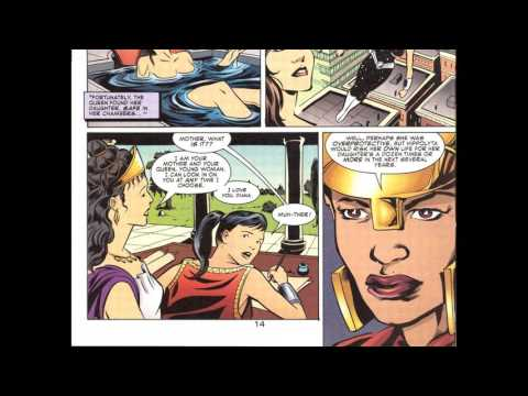 Wonder Woman ~ Our Worlds At War  2001 [comic book]
