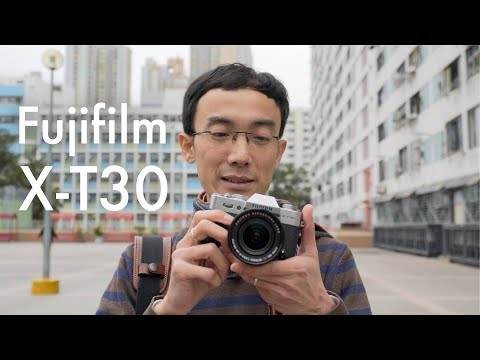 Fujifilm X-T30 Hands-on First Lok