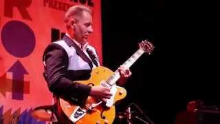 The Reverend Horton Heat - Victory Lap/Smell Of Gasoline (Live on KEXP)