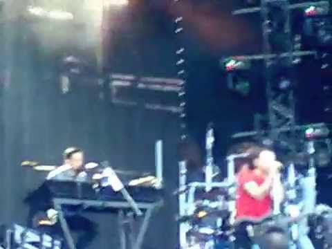 Linkin Park - Live In Red Square (Moscow, Russia) 23.06.2011