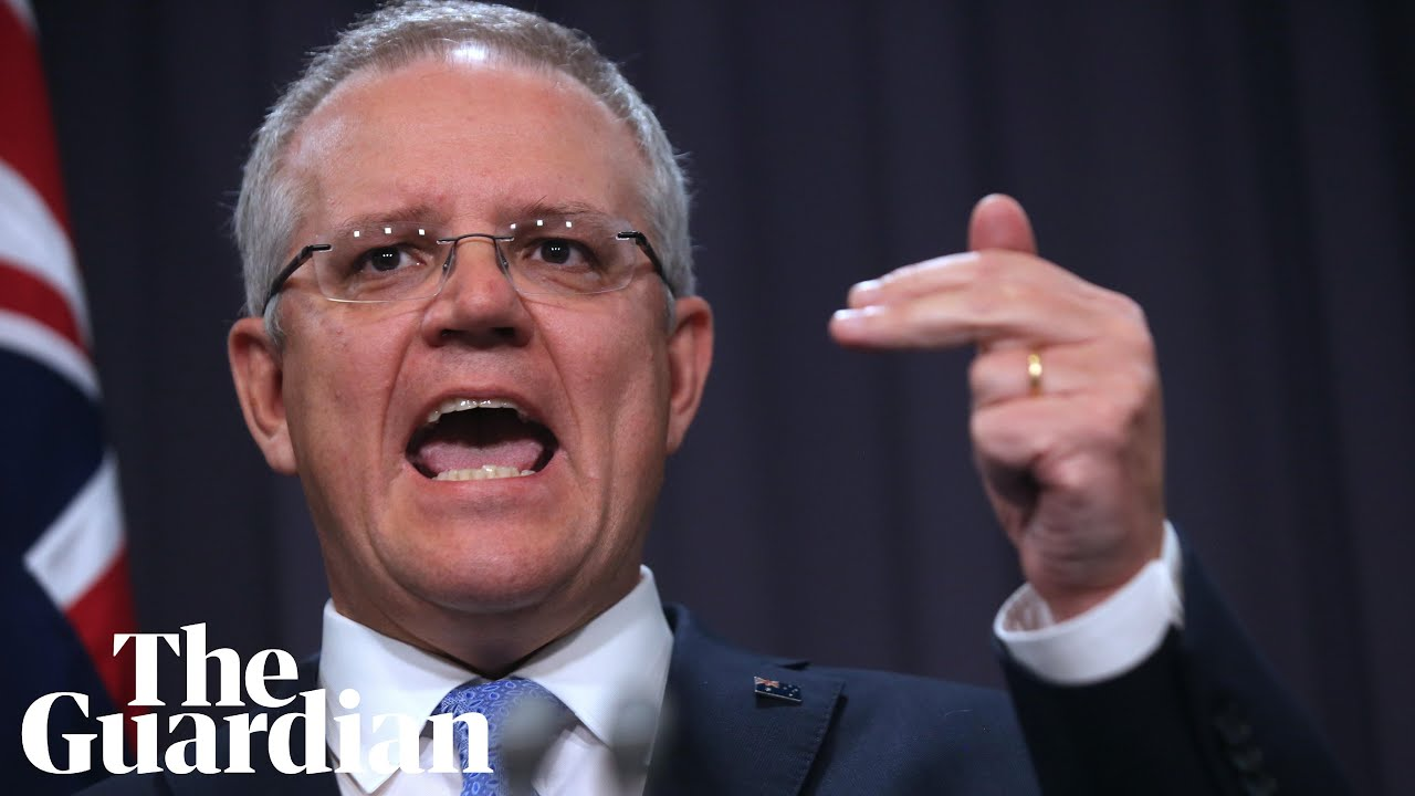 Scott Morrison fires up over border protection: 'I will fight them on this'