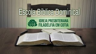 Escola Bíblica Dominical - Parábola do rico e do mendigo