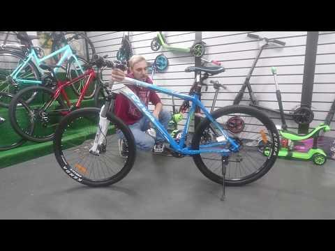 """Обзор горного велосипеда Viva Nordic 26"""""""