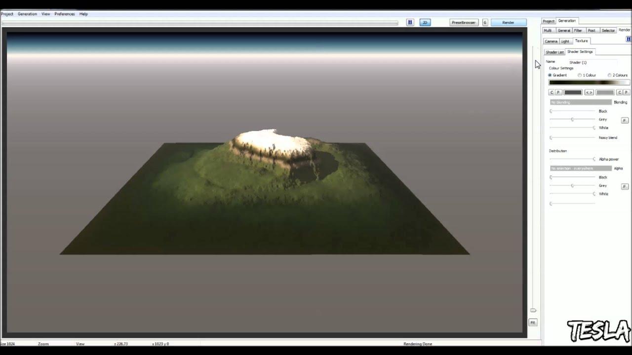 Unreal Engine 4 Tutorial - Geocontrol 2 Workflow