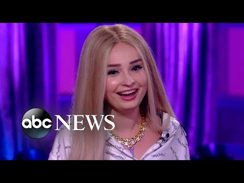 Kim Petras Is Breaking Barriers As Music's New Pop Princess L Nightline