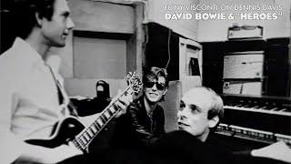 Tracing My Dad • Vol. 10 • Tony Visconti discusses Dennis Davis and David Bowie • Part 3 [ 77/78 ]