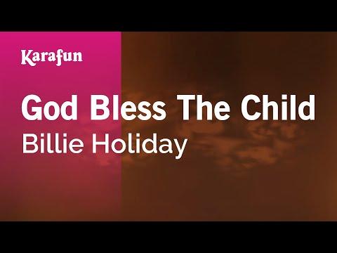 Karaoke God Bless The Child  Billie Holiday *