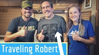 Do You REALLY Know Traveling Robert? 😍🤟 Living The RV Dream