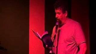 Steve Vernon reading first chapter from SINKING DEEPER
