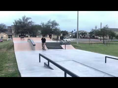 New trick! Bs feeble 360 flip out!!