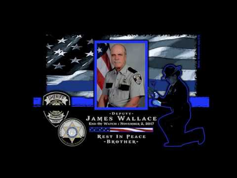 Deputy Sheriff James Wallace Memorial