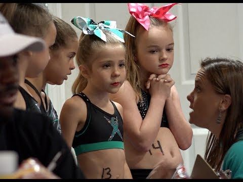 Cheer Extreme Tryouts 2017 - 2018