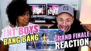 TNT Boys - Bang Bang   Jessie J/Ariana G/Nicki M   Your Face Sounds Familiar Kids 18   REACTION