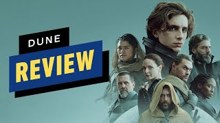 Dune Review (2021)