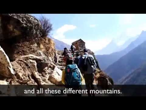 Trek to Everest Basecamp - The Full Experience!
