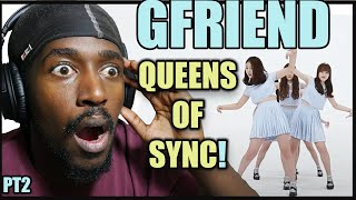 PRO DANCER REACTS GFRIEND IN SYNC | 여자친구 GFRIEND Me Gustas Tu, Navillera & Fingertip 핑거팁 Dance