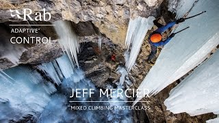 Winter Layering - Mixed Climbing in Switzerland