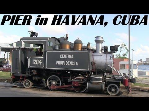 Travel to Cuba: My trip to CUBA - PIER in Havana, CUBA - Chan Chan