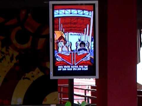 Hollywood Rip Ride Rockit Queue Video
