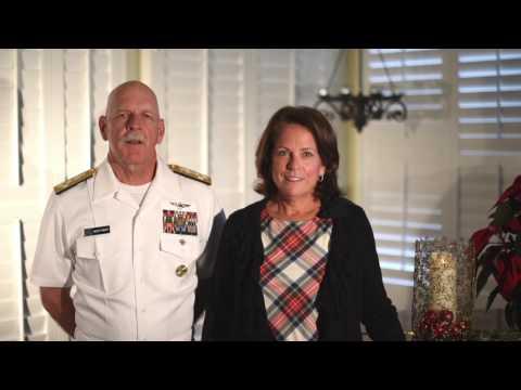 U.S. Pacific Fleet Holiday Greeting 2016