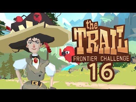 Прохождение THE TRAIL: FRONTIER CHALLENGE #16 - НАСТОЯЩИЕ ДЖУНГЛИ!