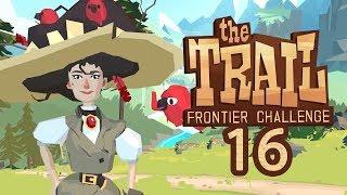 Прохождение THE TRAIL FRONTIER CHALLENGE 16 - НАСТОЯЩИЕ ДЖУНГЛИ