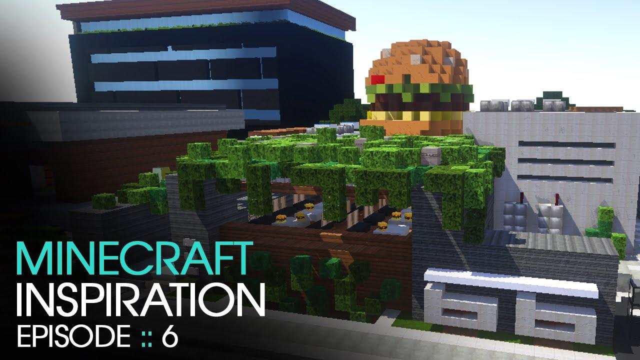 Minecraft Inspiration W Keralis Modern Burger