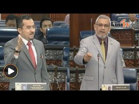 Dewan Rakyat 'panas', Khalid-Asyraf...