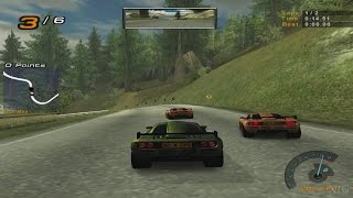 Need for Speed: Hot Pursuit 2 PC Gameplay HD