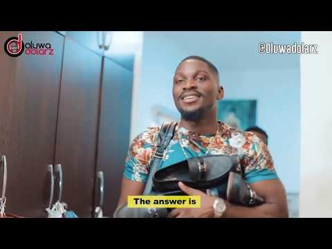 Tobi Bakre Vs Intelligenttope (Oluwadolarz Room Of Comedy)