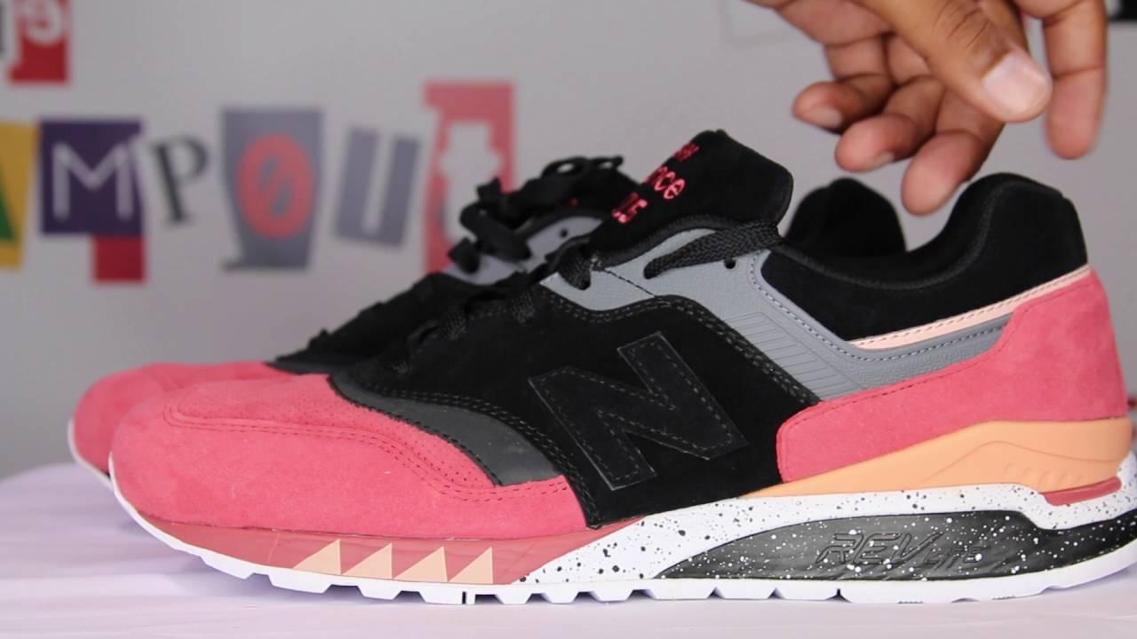 fbe20f9f499c86 Sneaker Freaker X NB 997 5