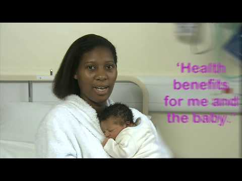 Breastfeeding by Doncaster and Bassetlaw Hospitals