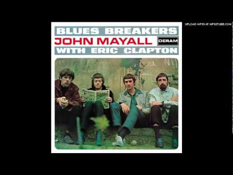 John Mayall and the Bluesbreakers - Hideaway (with Eric Clapton)