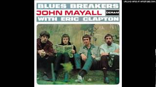 Video John Mayall and the Bluesbreakers - Hideaway (with Eric Clapton) download MP3, 3GP, MP4, WEBM, AVI, FLV September 2018