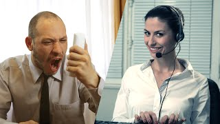 Call Center Del Terror(Todos hemos sufrido la pesadilla que puede ser llamar a un call center. Comparte el video si te ha tocado pasar por lo mismo... y si no te sientes identificado..., 2014-12-08T02:16:50.000Z)