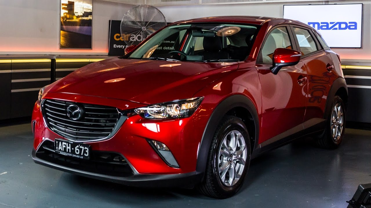 2017 MAZDA CX 3   Exterior And Interior Amazing Ideas