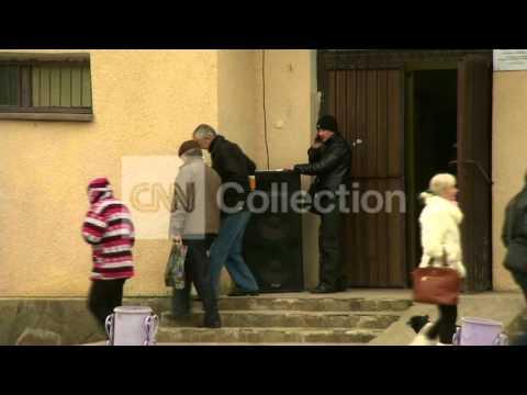 UKRAINE:CRIMEA VOTING TODAY