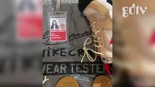 Tom Sachs x NIKECRAFT Wear Test Program