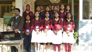Suraj chand sitare karte tera hi gungan by children career school students