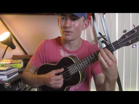 Neil Diamond - Sweet Caroline - Ukulele Tutorial