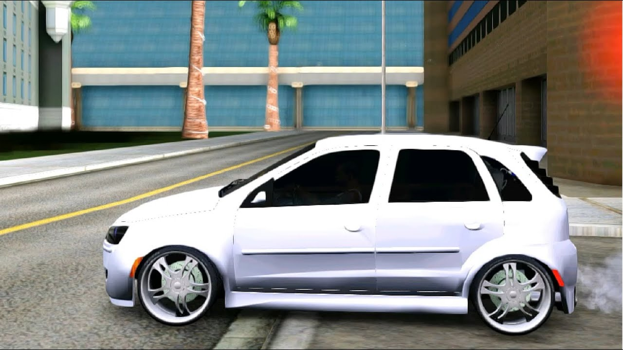 gta san andreas opel corsa 2005 tuning enromovies youtube. Black Bedroom Furniture Sets. Home Design Ideas