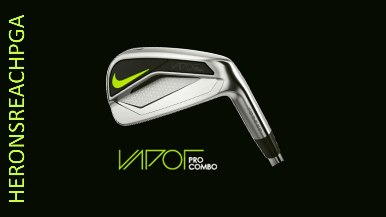 4572c09165c NIKE VAPOR PRO COMBO IRON REVIEW - YouTube