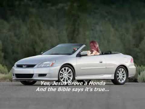 Drove A Honda